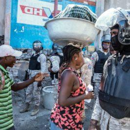 Haiti ferita prova a rialzarsi
