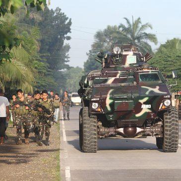 Filippine: i rischi della legge marziale a Mindanao