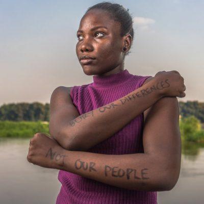 Ludia Mukhtar, Juba. 2 milioni di persone hanno dovuto abbandonare le loro case da quando è inziato il conflitto nel 2013