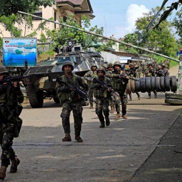 Marawi: la prima prova del califfato in Asia