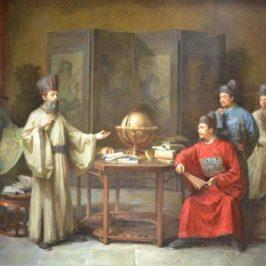 Franco Battiato e i gesuiti euclidei
