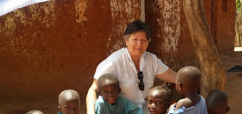 Guinea Bissau: «La nostra corsa per mandare le bambine a scuola»