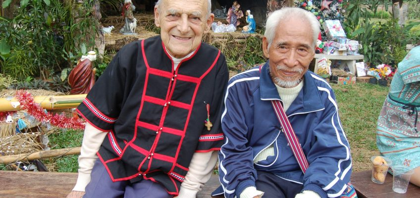 Thailandia: missionario riparte a 88 anni