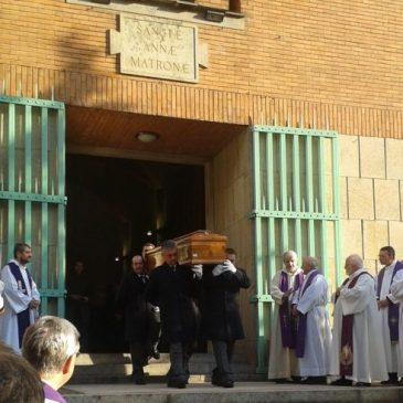 A Milano l'ultimo saluto a padre Gheddo