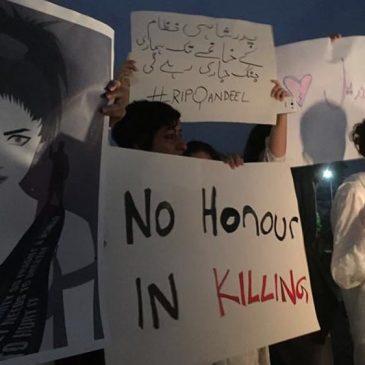 Pakistan, nonostante la legge il delitto d'onore resta