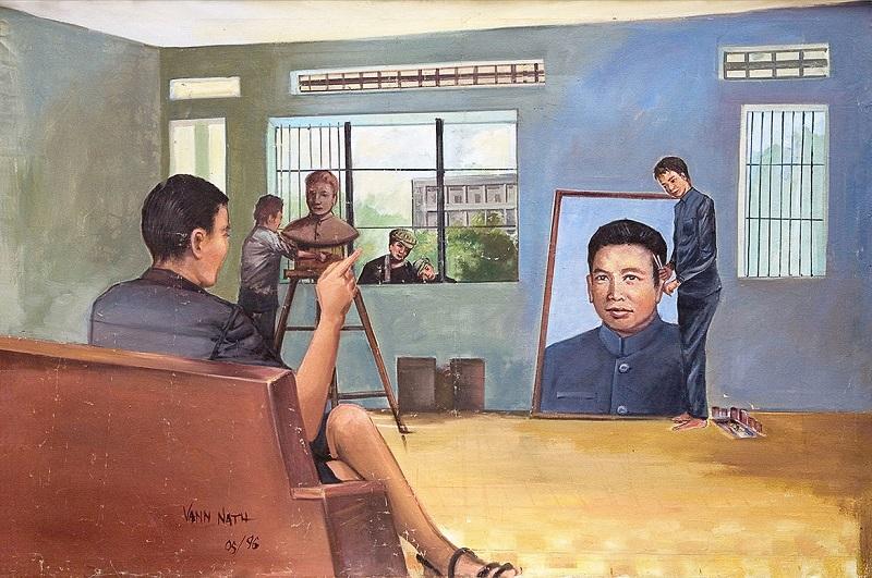 Il pittore dei Khmer Rossi