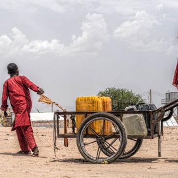 Sempre meno acqua: i numeri della crisi nel mondo