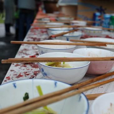 Il piatto piange: la Cina rilancia la lotta allo spreco alimentare