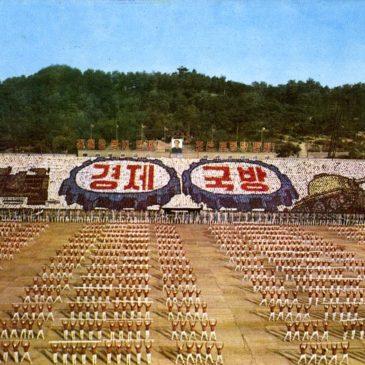 Corea, l'anniversario e il ritorno dei muscoli