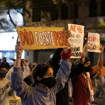 Perù, una democrazia in terapia intensiva