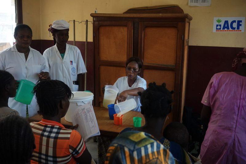 A Bangui inaugurato il nuovo ospedale pediatrico del Papa