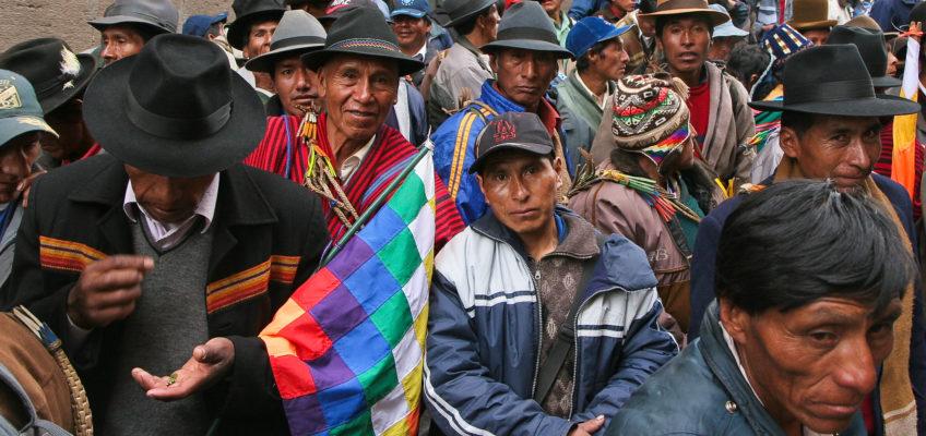 La Bolivia alla ricerca di un nuovo inizio