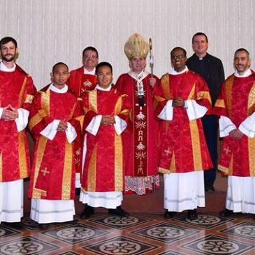 Promessa definitiva e diaconato per cinque seminaristi del Pime