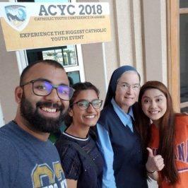 «Noi giovani cristiani d'Arabia»