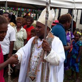 Il primo vescovo nato nelle Isole Salomone