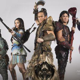 Bagani, un «Trono di Spade» filippino