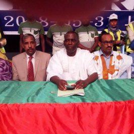 Mauritiania al voto col leader anti-schiavitù dietro le sbarre