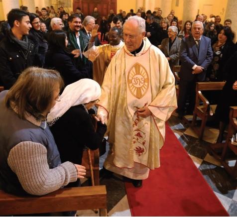Il vicario d'Anatolia: «Aiutateci a stare accanto ai cristiani migranti»