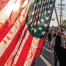 La rabbia dei neri divide l'America