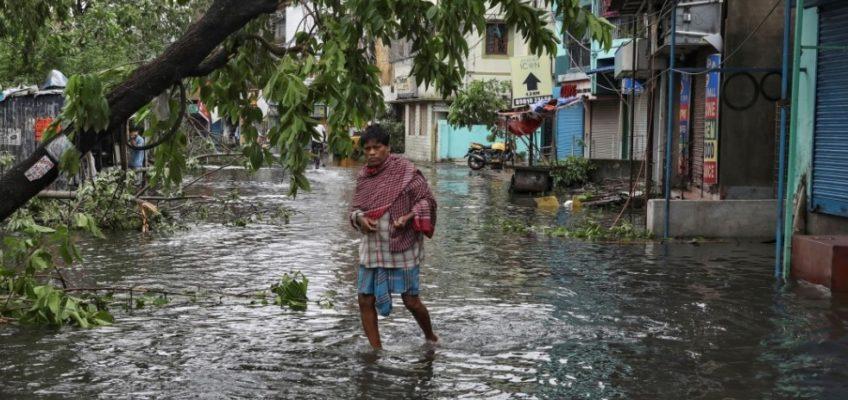 Ciclone Amphan, la lunga notte di Calcutta