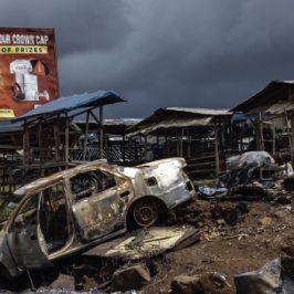 Il Camerun va a pezzi