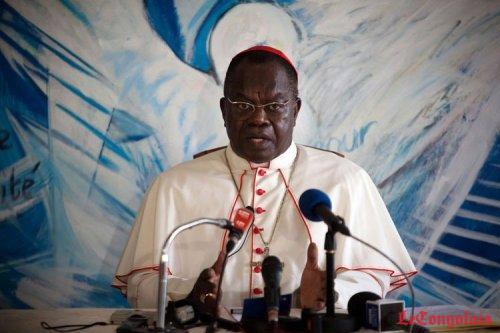 Cardinale Monsengwo: «Attacchi deliberati contro la Chiesa»