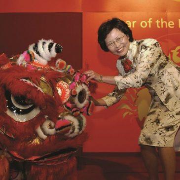 Carrie Lam, la prima donna di Hong Kong