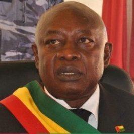 Guinea Bissau, presidente per un giorno