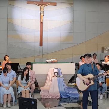 Corea del Sud, non solo K-pop: la band cattolica che avvicina a Dio ti