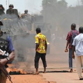 Centrafrica guerra e pace