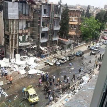 «Siria, tra gli ultimi per dire basta a questa guerra»