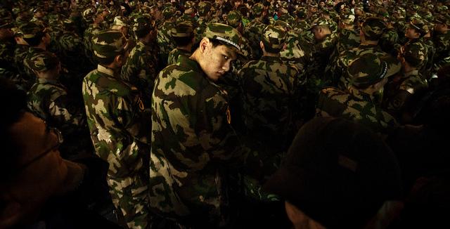 La Cina porta i suoi soldati in Afghanistan