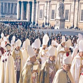 «Gaudium et Spes»: quelle parole sempre attuali su Chiesa e società
