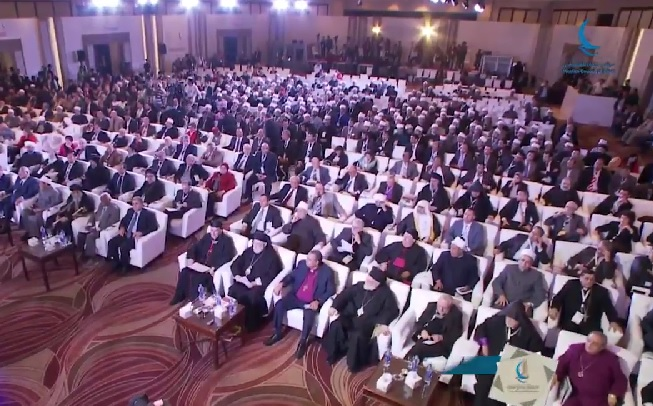 Chi c'è alla Conferenza di pace di al Azhar?