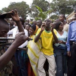 R. D. Congo: le violenze, la crisi politica e la mediazione della Chiesa