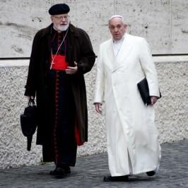 Il cardinal O'Malley «Prima del resto, in ogni migrante c'è un uomo»