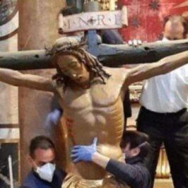 La pandemia e la Pasqua di Gesù