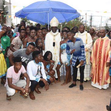 Camerun, consacrata la chiesa a Ntem-a-si