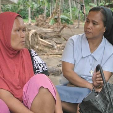 Missione rurale accanto ai tribali