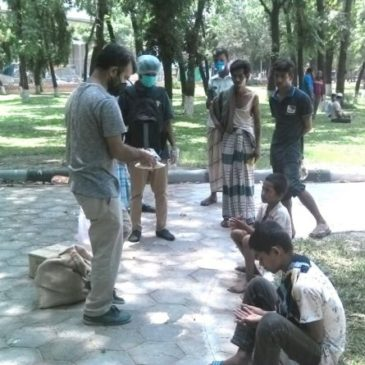 Bangladesh, la solidarietà più forte del virus