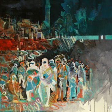L'arte contemporanea nella Mosul che rinasce