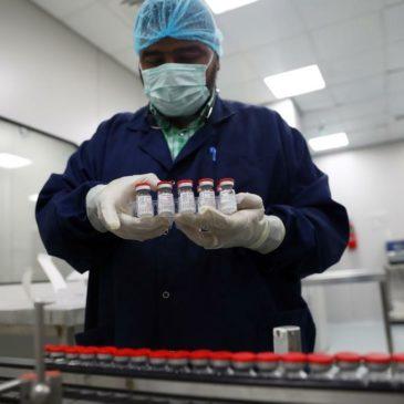 Al Cairo la fabbrica di vaccini più grande del Medio Oriente