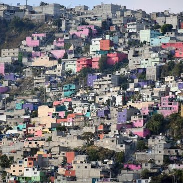 Tinte fosche e colori brillanti: il Messico al tempo del Covid