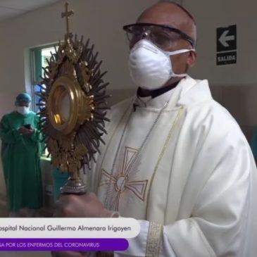 Perù, il vescovo dei malati di Coronavirus