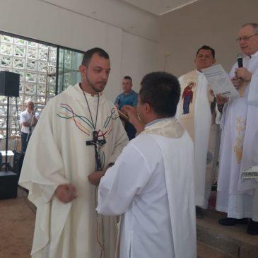 A Ibiporã il mandato a padre Estevão