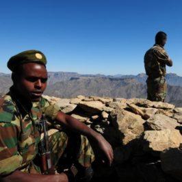 Etiopia sull'orlo del conflitto civile