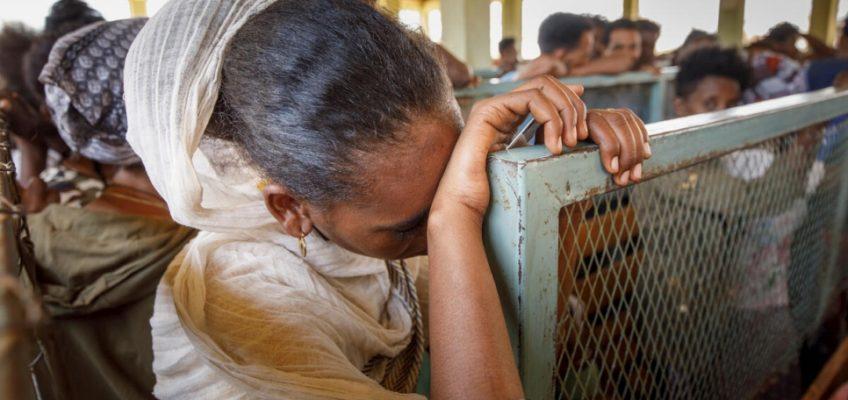 Etiopia sull'orlo del collasso