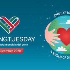 #GivingTuesday, un giorno per donare