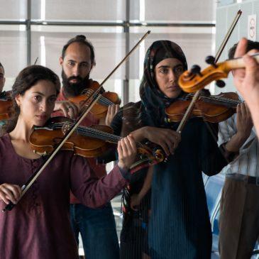 «Crescendo», il film sull'orchestra della pace in Terra Santa
