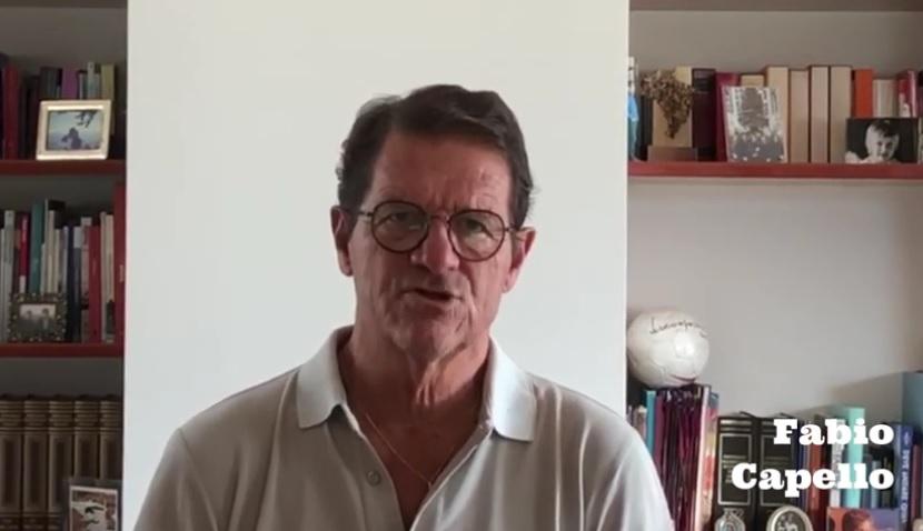 Fabio Capello «in campo» per l'Ottobre missionario